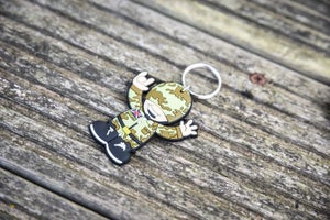 Image of Scotty Keyring