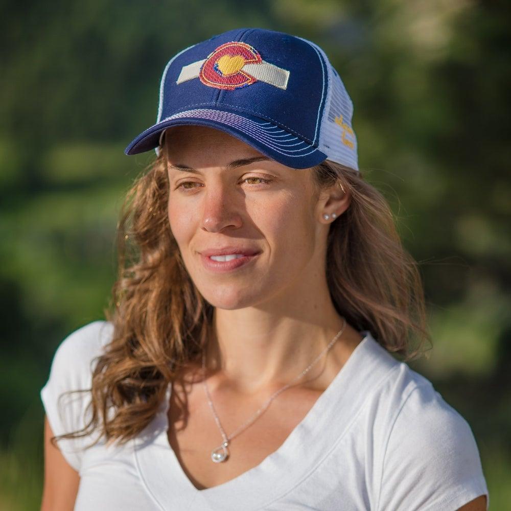 Colorado Love Clothing — Colorado Love Trucker Hat