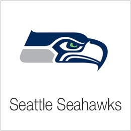 Image of Velvet Sky Seattle Seahawks Fantasy Football