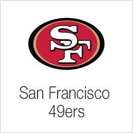 Image of Velvet Sky San Francisco 49ers Fantasy Football