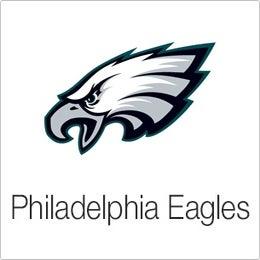 Image of Velvet Sky Philadelphia Eagles Fantasy Football