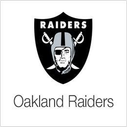 Image of Velvet Sky Oakland Raiders Fantasy Football