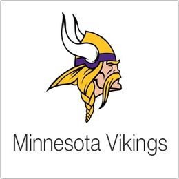 Image of Velvet Sky Minnesota Vikings Fantasy Football