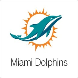 Image of Velvet Sky Miami Dolphins Fantasy Football