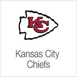 Image of Velvet Sky Kansas City Chiefs Fantasy Football