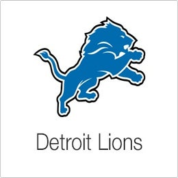 Image of Velvet Sky Detroit Lions Fantasy Football