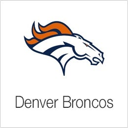 Image of Velvet Sky Denver Broncos Fantasy Football