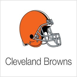Image of Velvet Sky Cleveland Browns Fantasy Football