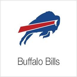 Image of Velvet Sky Buffalo Bills Fantasy Football