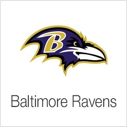 Image of Velvet Sky Baltimore Ravens Fantasy Football