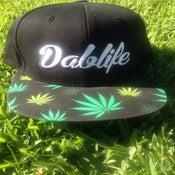 Image of Dablife weed leaf print