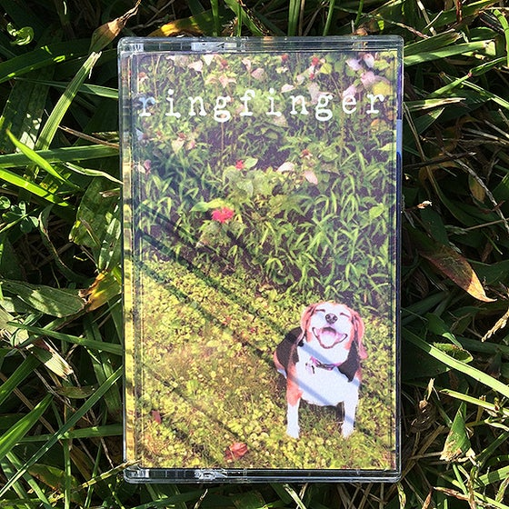 Image of Ringfinger - Headache / Summer Demo Tape