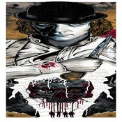 Image of KOROVA MILK+ art print - Clockwork Orange