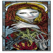 Image of OUR LADY OF SUNNYDALE art print - Buffy the Vampire Slayer