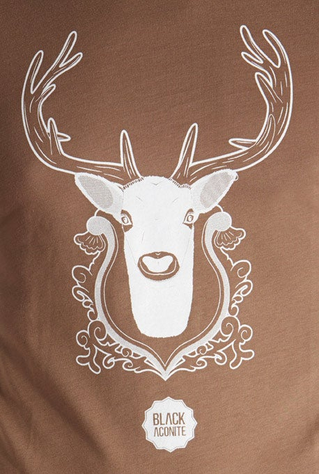 Image of Bambi - Tee-shirt col rond homme