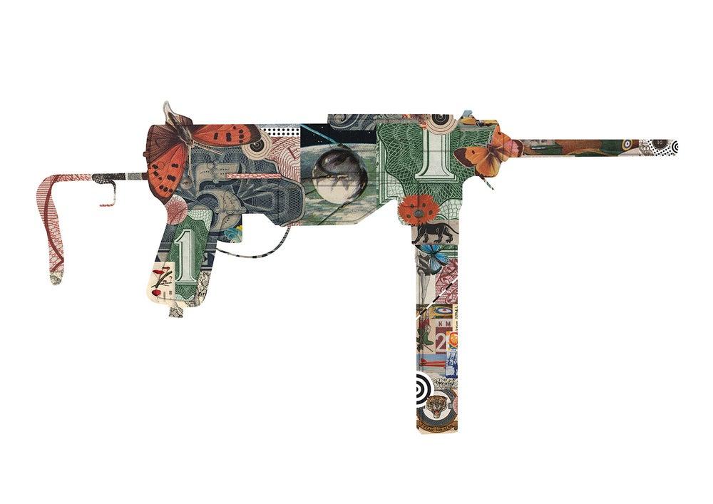 Image of Peace Gun