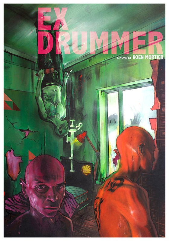 Image of EX DRUMMER