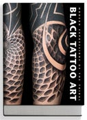 Image of Black Tattoo Art Volume 1