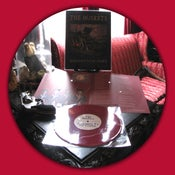 """Image of The Muskets - Allegiance To No Crown 10"""" red vinyl, SHOT copies"""