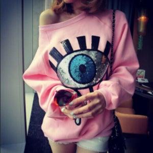 Image of Eye c u sweater