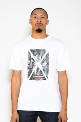 Image of Fuct - Lucifer's Curse T-Shirt White