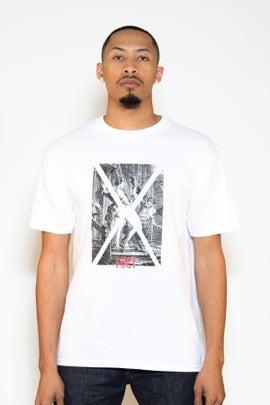 Image of Fuct - Lucifer's Curse T-Shirt White