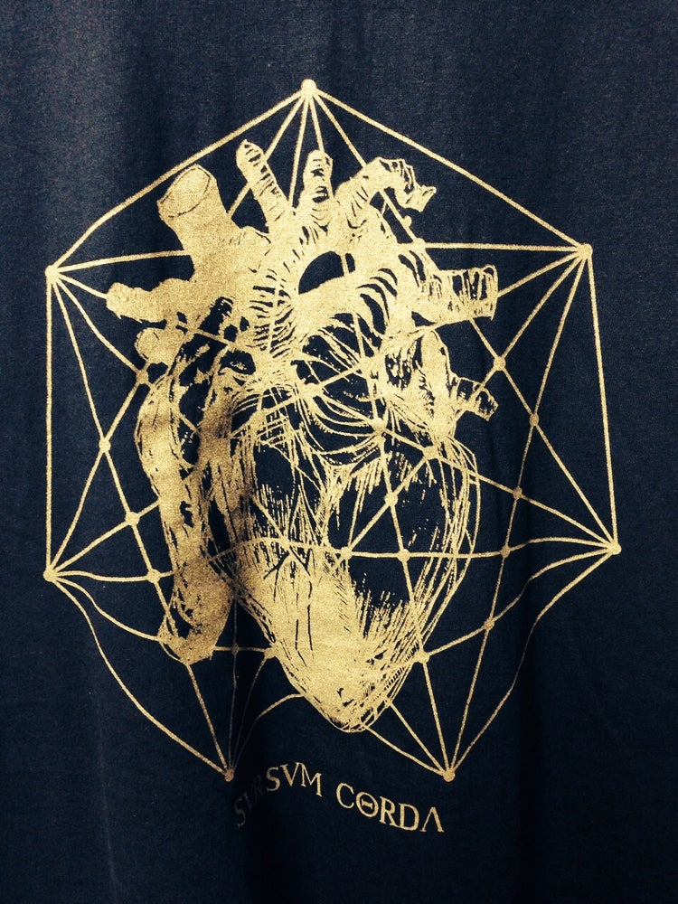 Image of Corazón Geometría