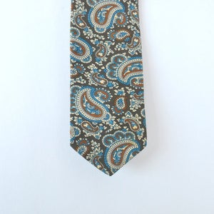 Image of VTG Paisley Tie
