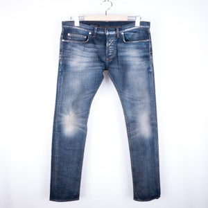 Image of Dior Homme - 17.5cm Jake Clawmark Jeans