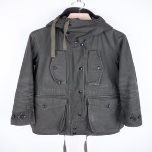 Image of Engineered Garments - Blanket Lined Ripstop Field Jacket