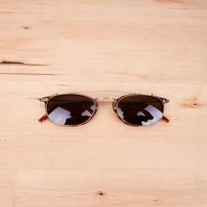 Image of Oliver Peoples - Vintage OP-26 AG Frames with Clip
