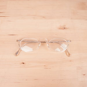 Image of Oliver Peoples - Gregory Peck Buff Frames