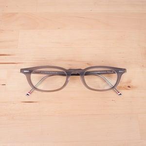 Image of Thom Browne x Dita - Matte Grey Frames