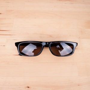 Image of Robert Geller - Joseph Tortoise Sunglasses