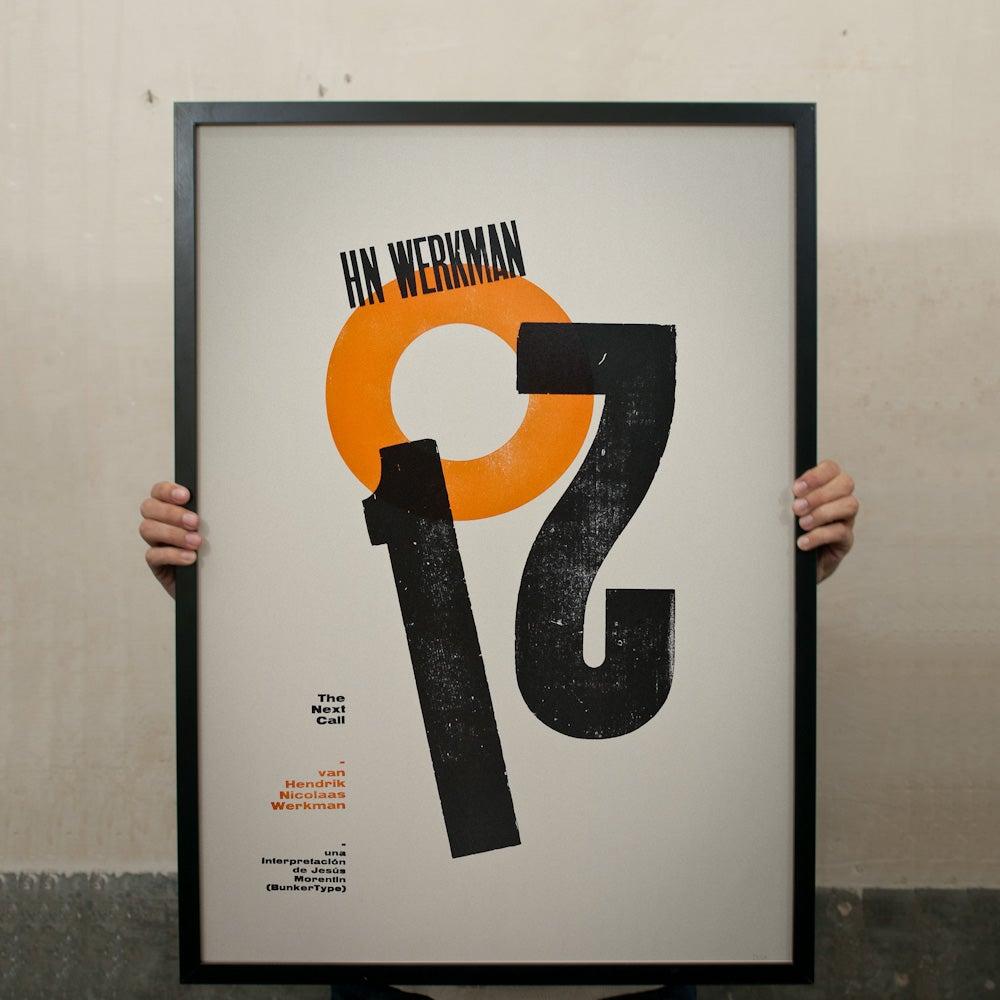 Image of Werkman #02