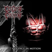 Image of Cerebral Effusion - Violence In Motion reissue CD