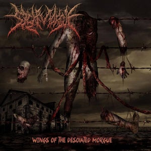 Image of Sick Morgue - Wings Of The Desolated Morgue CD