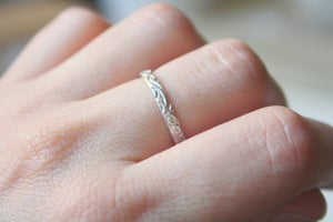 Image of Stackable ring- minimal jewelry