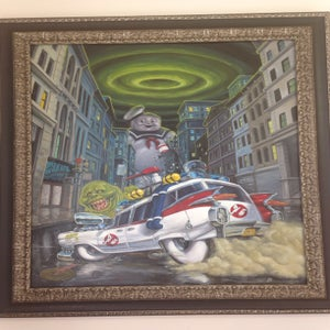 Image of Ghostbusters Ecto 1