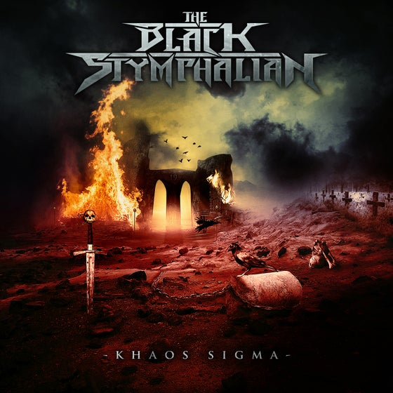 Image of The Black Stymphalian - Khaos Sigma EP (2014)
