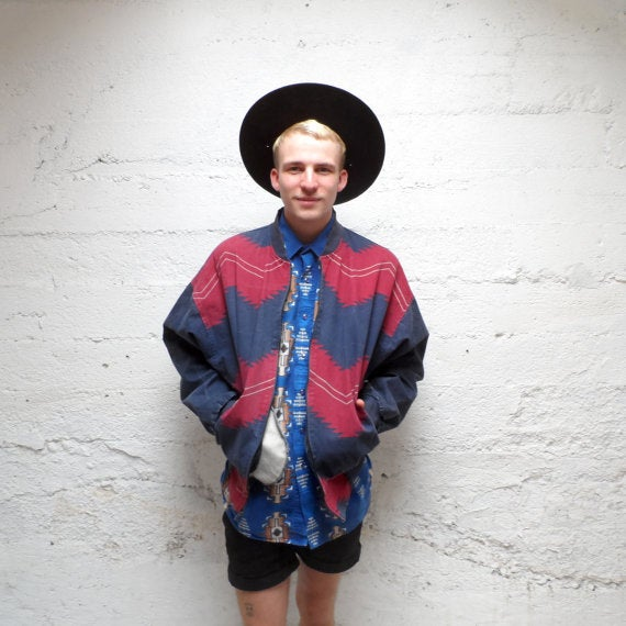 Image of Ranger Boy ... Vintage Jacket