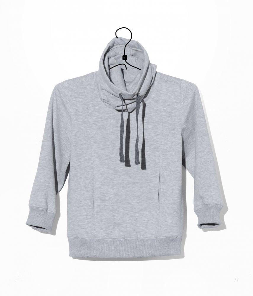 "Image of Sweat-shirt à col haut bébé garçon Risk In Warsaw ""Hide&Seek"""