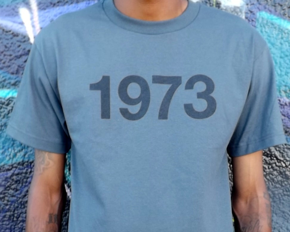 Image of 1973 'BIRTH OF HIP-HOP' COLOR PACK (CHARCOAL)