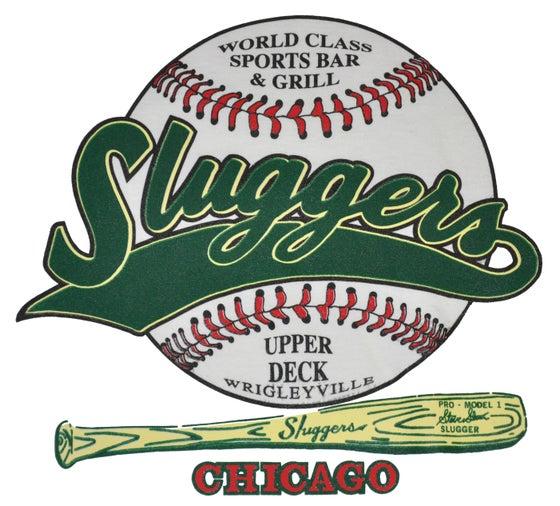Image of Sluggers 'World Class' Tee