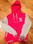New women's pink jacket