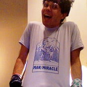 Image of MAN/MIRACLE SHIRT:::AMERICAN APPAREL