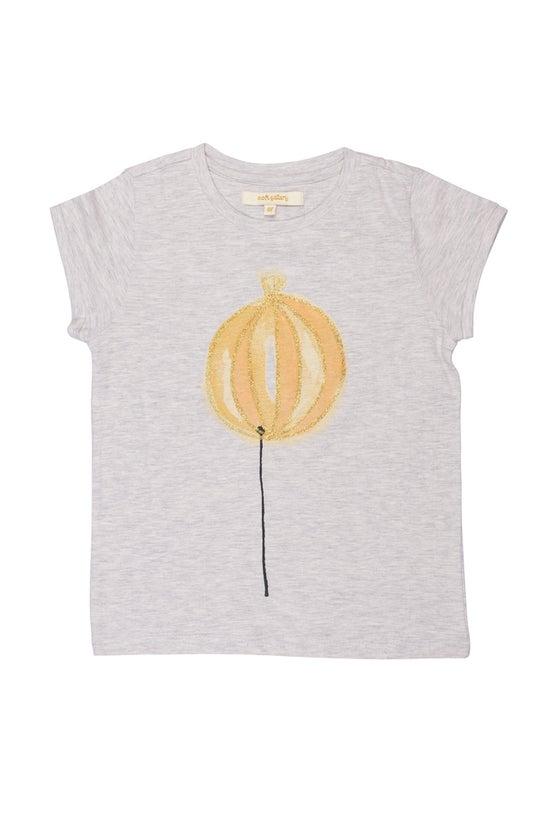 Image of T-shirt manches courtes garçon Soft Gallery Lili Lollipop