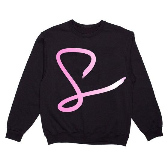 Image of #SPREZZFORCANCER Pink Logo Shirt