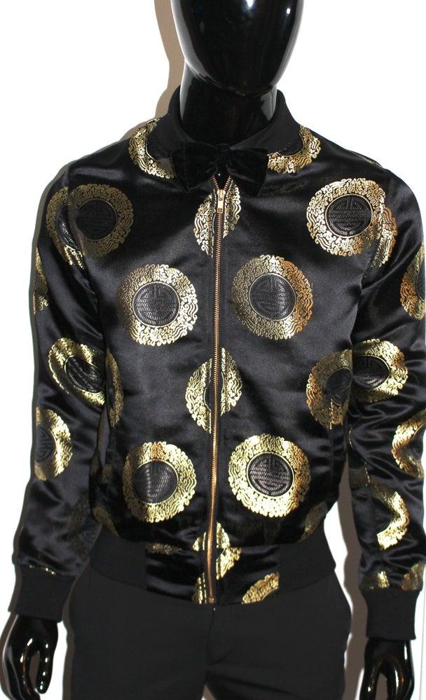 Image of MemberShip Silk Jacket