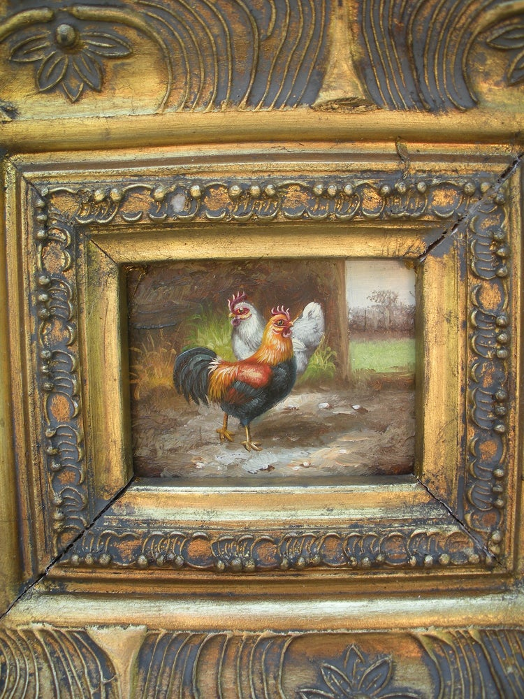 Image of Provencal Oil Painting